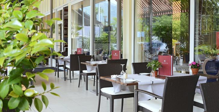 Image 22703784 - H+ La Palma Hôtel & SPA Locarno (ex. Ramada La Palma au Lac)