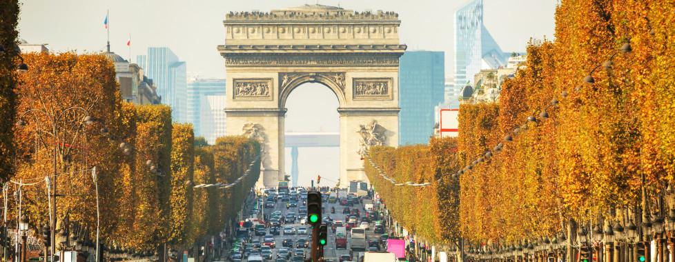 Champs-Elysées / Arc de Triomphe