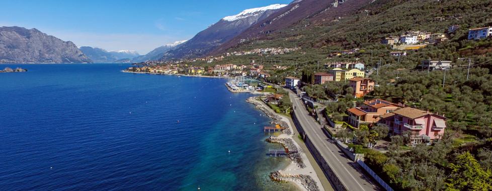 Promenade am Gardasee