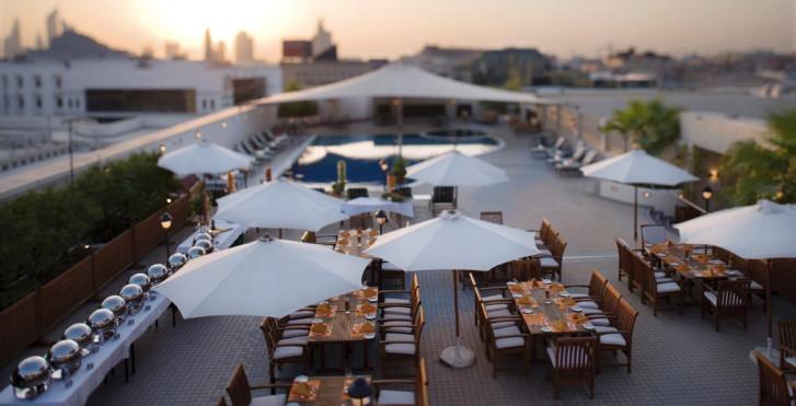 Bild 28094757 - Mövenpick Hotel & Apartments Bur Dubai