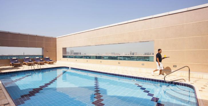 Bild 28094782 - Mövenpick Hotel & Apartments Bur Dubai
