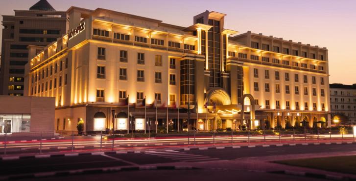 Bild 28094744 - Mövenpick Hotel & Apartments Bur Dubai