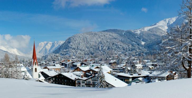 Winterferien in Seefeld