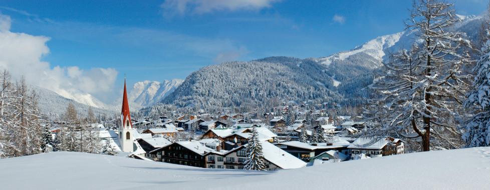 Vacances d'hiver à Seefeld