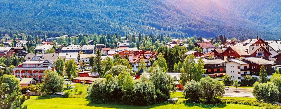 Vacances à Seefeld
