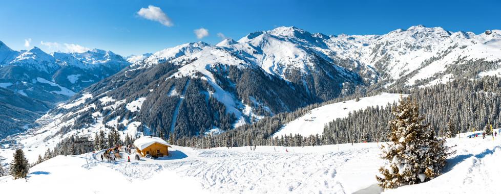 Skigebiet Zell am Ziller
