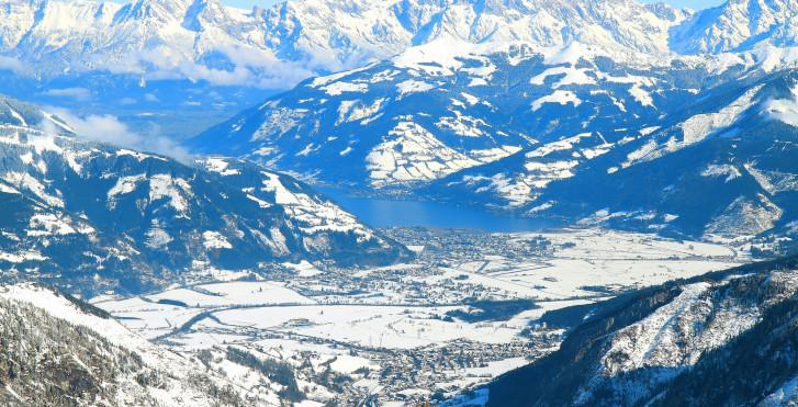 Berge in Kitzbühel