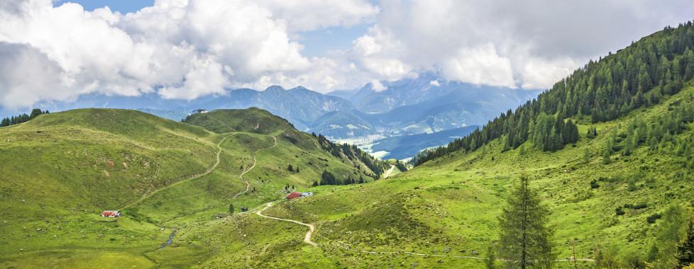 Wanderwege in Kitzbühel
