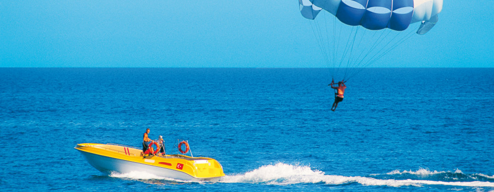 Aktivitäten in Antalya Lara