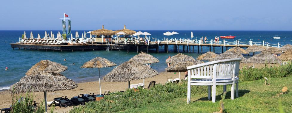 Strand, Belek