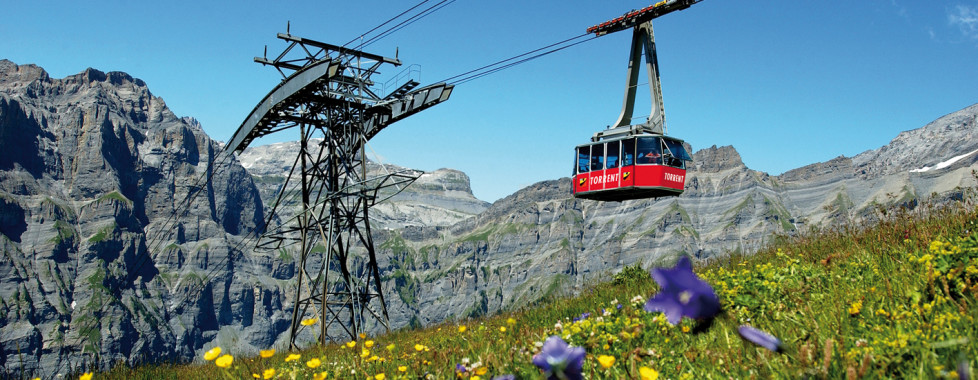 Torrent Bahnen © Leukerbad Tourismus
