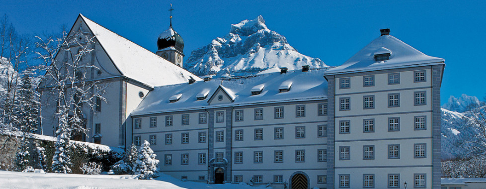 Monastère, © Engelberg-Titlis, Photo: Christian Perret