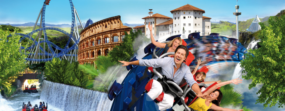 Attraktionen und Themenwelten - Europa-Park Rust
