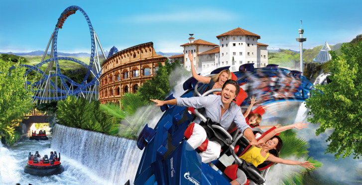 Attractions - Europa-Park Rust