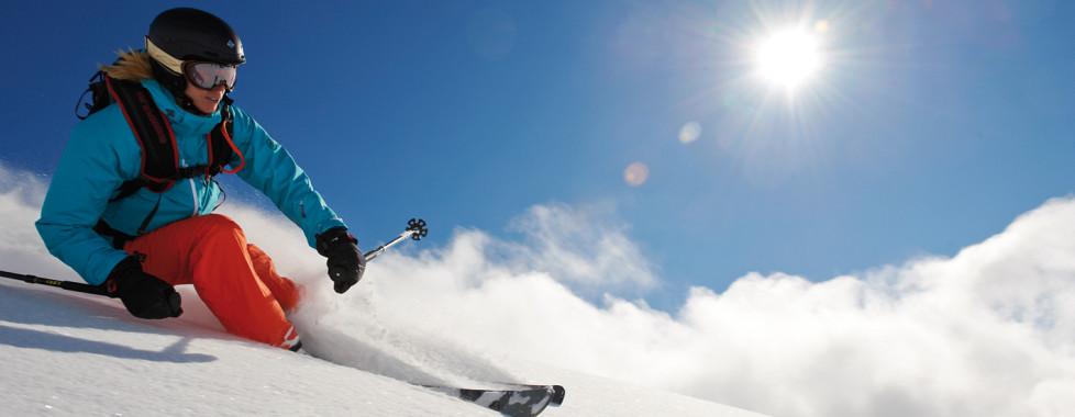 Skifahren Klosters. Copyright: Destination Davos Klosters