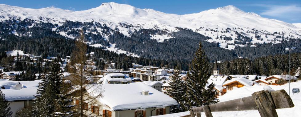 Valbella en hiver