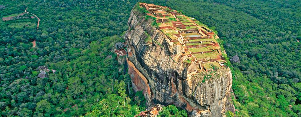 Sri Lanka - l'intérieur de l'île