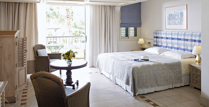 Suite avec 1 chambre vue parc - Columbia Beach Resort