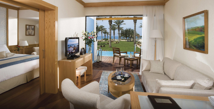Suite Executive - Constantinou Bros Asimina Suites Hotel