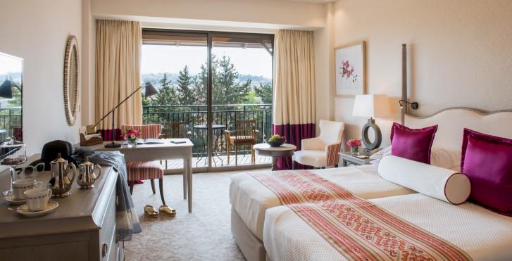 Chambre double Deluxe - Hôtel Elysium