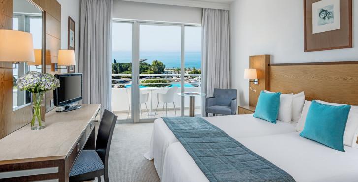 Chambre double Deluxe - Mediterranean Beach Resort