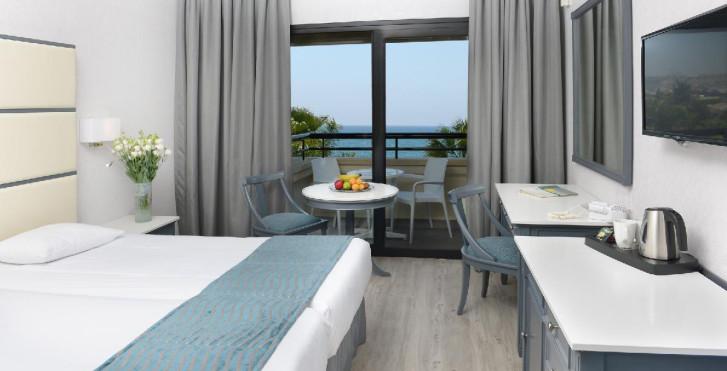 Doppelzimmer Superior - Palm Beach Hotel & Bungalows