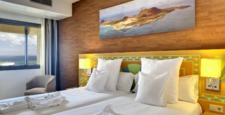Chambre familiale - Occidental Lanzarote Mar (ex. Barceló Lanzarote Resort)