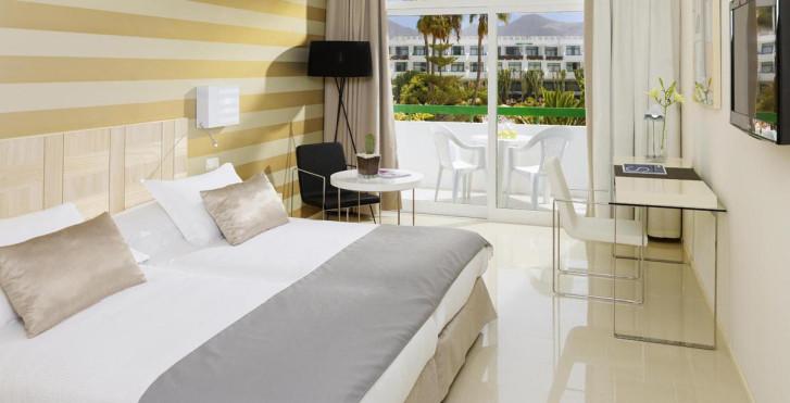 Doppelzimmer - H10 Lanzarote Princess