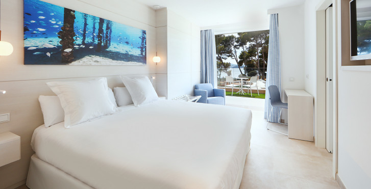 Doppelzimmer Priority Location - Iberostar Santa Eulalia Ibiza
