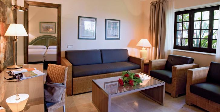 Suite - Dunas Suites & Villas Resort