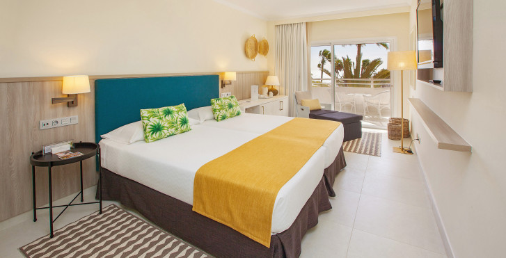 Chambre double Deluxe - Corallium Dunamar by Lopesan Hotels