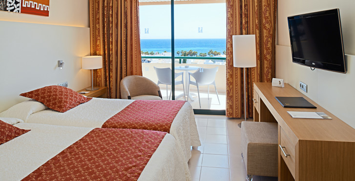 Chambre double - Hipotels Marfil Playa