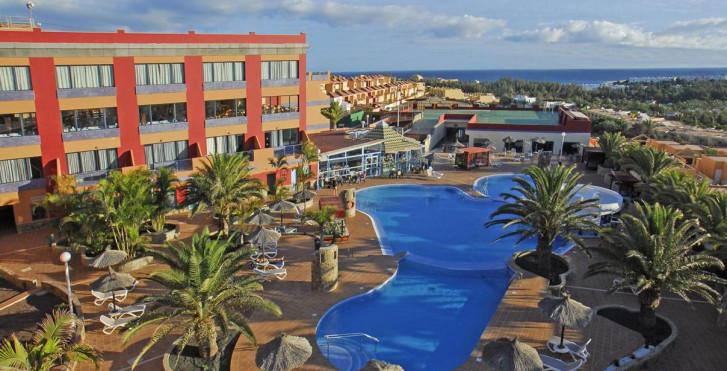 KN Matas Blancas Hotel (ex. Best Age Fuerteventura)