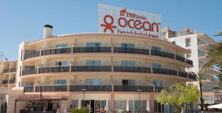 THB Ocean Beach (ex. THB Bahia Aparthotel)