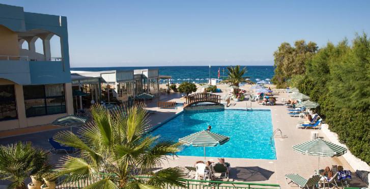 Kathrin Beach Kreta Zimmer
