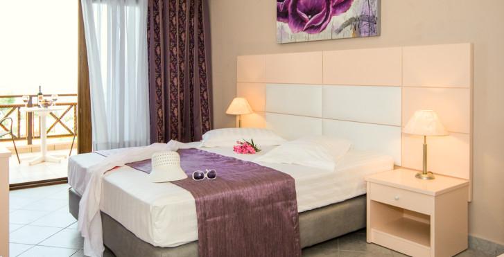 Chambre double - Hôtel Palladium