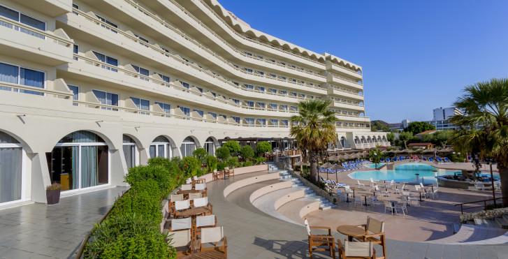 Dessole Olympos Beach Resort