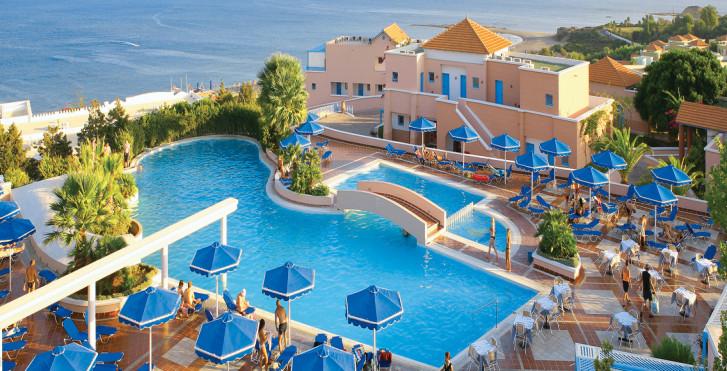 Mitsis Rodos Village Beach Hôtel