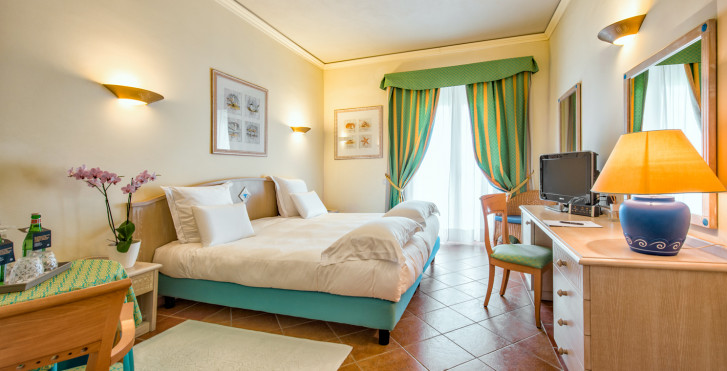 Doppelzimmer Classic - Pullman Timi Ama Sardegna