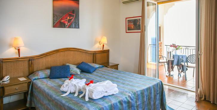 Doppelzimmer - Park Hotel Silemi