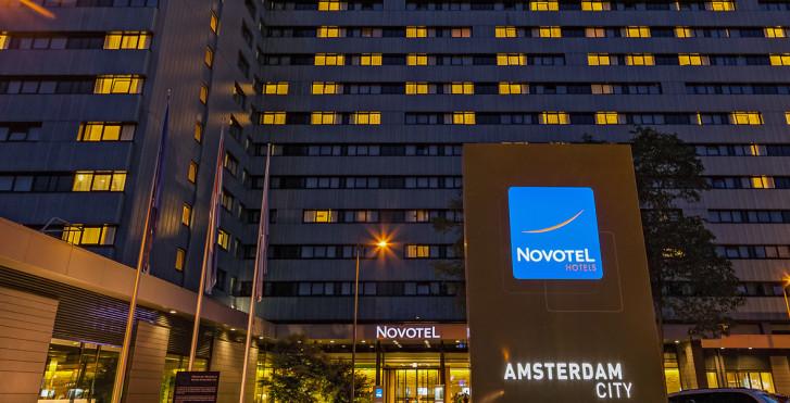 Bild 13011294 - Novotel Amsterdam City