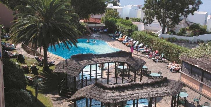 Dom Pedro Garajau Hotel Madeira Migros Ferien
