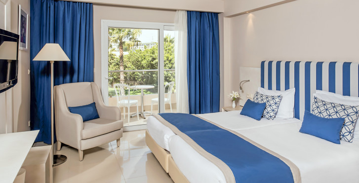 Doppelzimmer Gartensicht - Iberostar Selection Diar El Andalous