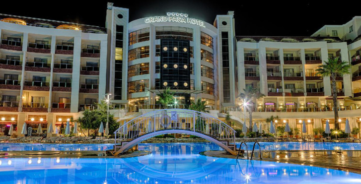 Image 27895557 - Grand Pasa Hotel