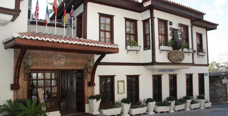 Dogan Hôtel Antalya