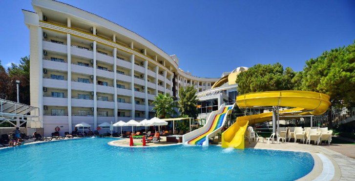 Image 27620141 - Side Alegria Hôtel & Spa (ex. Holiday Point Hôtel & Spa)