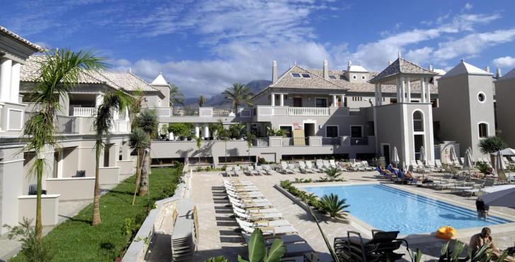 Marylanza Suites & Spa