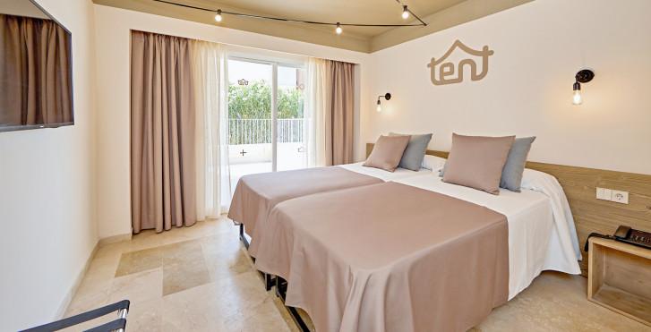 Doppelzimmer - tent Capi Playa