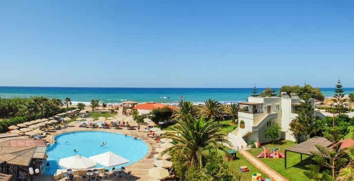 Bild 22175031 - Minos Mare Hotel