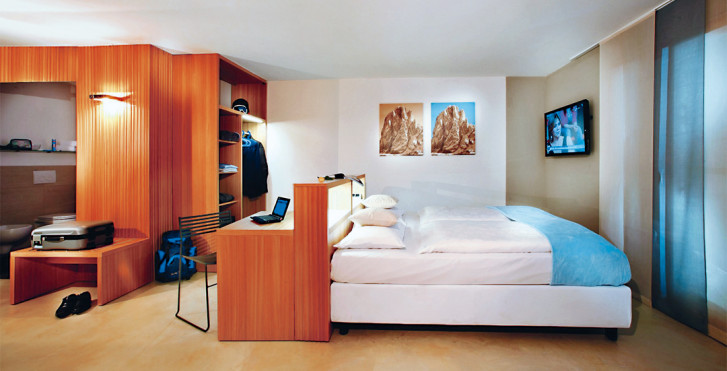smart hotel saslong val gardena gr dental vacances migros. Black Bedroom Furniture Sets. Home Design Ideas